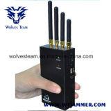 Beweglicher Handy und WiFi Hemmer mit Ventilatoren