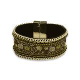 Bijou Shaped géométrique d'imitation de bracelet d'alliage de type de Bohème