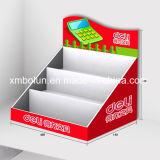 熱い販売の安い価格のボール紙の携帯電話の箱のカウンターの表示