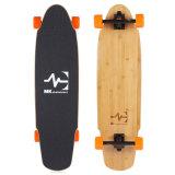 """Construção híbrida 35.5*9.5 """" Q001-1 de Longboard 5-Ply do skate"""