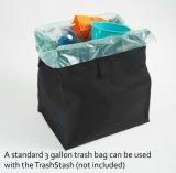 ハングの再使用可能な防水後席車のごみ袋