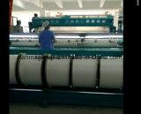 Tissu biaxiale de couvre-tapis piqué par fibres de verre de fibre de verre métallisée de tissu