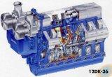 Dongfing Desil Motor-Kolben Chaina HP-12 Kurbelwelle