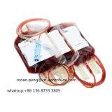 Große Kapazitäts-gekühlte Blutbank-Zentrifuge mit Blut-Beutel, 4* 1000ml Datenträger