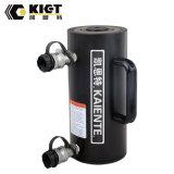 Kietのブランドの二重代理の空のプランジャの水圧シリンダ