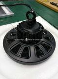 5 jaar van Garantie 14000lm Lamp van de Baai van het UFO van de Garage de Hoge 100W