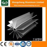 El OEM sacó el disipador de calor de aluminio para los productos electrónicos