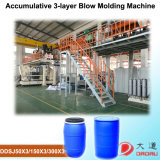 Automatische Plastikblasformen-Maschinen