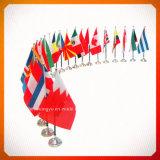 Bandeiras da tabela da bandeira da mesa com o GV TUV aprovado