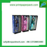 カラーによって印刷されるペーパー装飾的な帽子ボックス包装のギフト用の箱