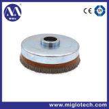 Cepillos Industriales cepillos de disco personalizado para el rebabado pulido (dB-100021)