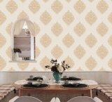 Cheap profonde floraux Accueil papier peint gaufré
