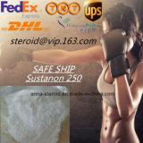 Nave sicura di Sustanon 250 steroidi del testoterone di Bodybuilding di alta qualità
