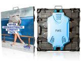 P10 오락을%s 실내 Die-Casting 알루미늄 내각 발광 다이오드 표시 스크린 또는 호텔 또는 시장 또는 단계