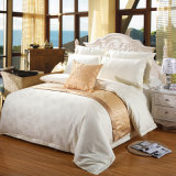 中国のホテルのためにセットされる卸し売り卸し売り綿の寝具