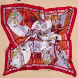GWP-Silk nachgemachter quadratischer Schal in 53 x in 53 cm (Hz94)