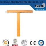 China Fabricante Productos Full-Automation T Grid enrolladora de techo