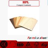Ignífuga de alta calidad laminado de alta presión HPL Formica