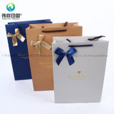 Custom Luxurious Beautiful Gift Paper Packaging Bag for New Year
