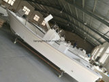Bateau de pêche de construction de bateau de Panga de bateaux de console centrale de Liya 19feet avec le moteur