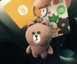 Samll & sveglio piccolo animale Keychain della peluche dell'orso
