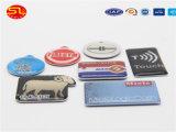 2018新型Em4200 RFIDの水晶エポキシのカード