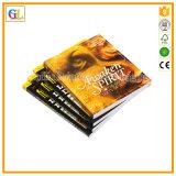 Compañía de impresión en el libro Softcover A4 del color