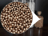 Máquina de granulación de la bola llena de alta densidad