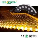 Luz ondulada aprovada da lâmpada do diodo emissor de luz 6W de Ce/RoHS