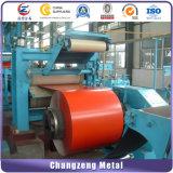 Ral9002 bobines en acier galvanisé prélaqué de matériaux de construction (CZ-P12)