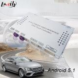 Навигатор GPS поверхности стыка подъема автомобиля HD Android видео- для Benz e