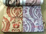 Tessuto della tenda con il prezzo poco costoso di stile classico del jacquard dalla fabbricazione