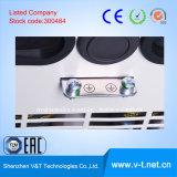Voltaje variable/ligero 50/60Hz trifásico 37 de V6-H de la carga de la aplicación del uso de la CA del mecanismo impulsor de entrada de información a 45kw - HD