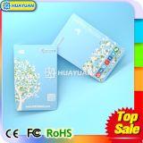 IDENTIFICATION RF NTAG216 NFC Smart Card d'ISO18092 13.56MHz pour le paiement de Cashless