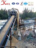 Pianta di lavaggio della ghiaia di estrazione mineraria della sabbia