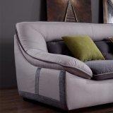 Sofá Washable da tela do estilo moderno para a mobília Fb1137 da sala de visitas