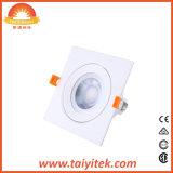 LED quadrado e redondo da Luz do Painel do Teto para Luz de iluminação LED