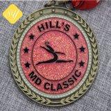 На заводе высокого качества Professional чудесное школы металлические Custom искусства медаль