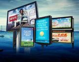 Цена для хорошего качества для использования вне помещений P8 рекламы светодиодный дисплей с единичным параметром