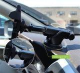 De Zuignap van het Dashboard van het Windscherm van de auto zet de Tribune van de Houder voor de Telefoon van de Cel op