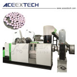 La película de Reciclaje de plástico de burbuja de la línea de producción de peletización