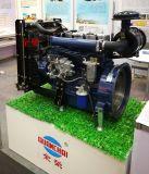 Motor diesel para la lucha contra incendios utilización 4102QA 4105QA 4108QA