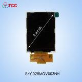 2.8 Module 18pin van de Module 240*320 TFT LCD van de Duim TFT LCD