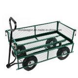 Chariot de maille de jardin