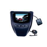 Venta de la fábrica directamente mini coche DVR de la cámara de grabación continuo sin fisuras 1080P HD con el GPS