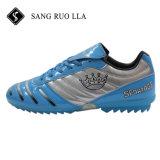 Само ново тип ботинки футбола большинств популярных людей конструкции напольные