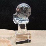 Индивидуальные трофей Crystal Award, кристально трофеев в мире