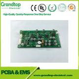 PWB do conjunto da placa de circuito impresso com componentes eletrônicos