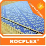 Placa de partícula, tamanhos da madeira compensada de Rocplex