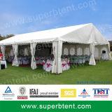 [هيغقوليتي] خيمة أبيض لأنّ عمليّة بيع مع أبيض زخرفة بطانة